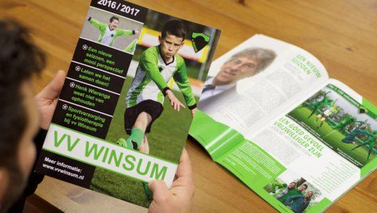 VV Winsum magazine